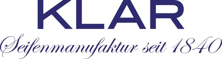 Klar Seifen Logo