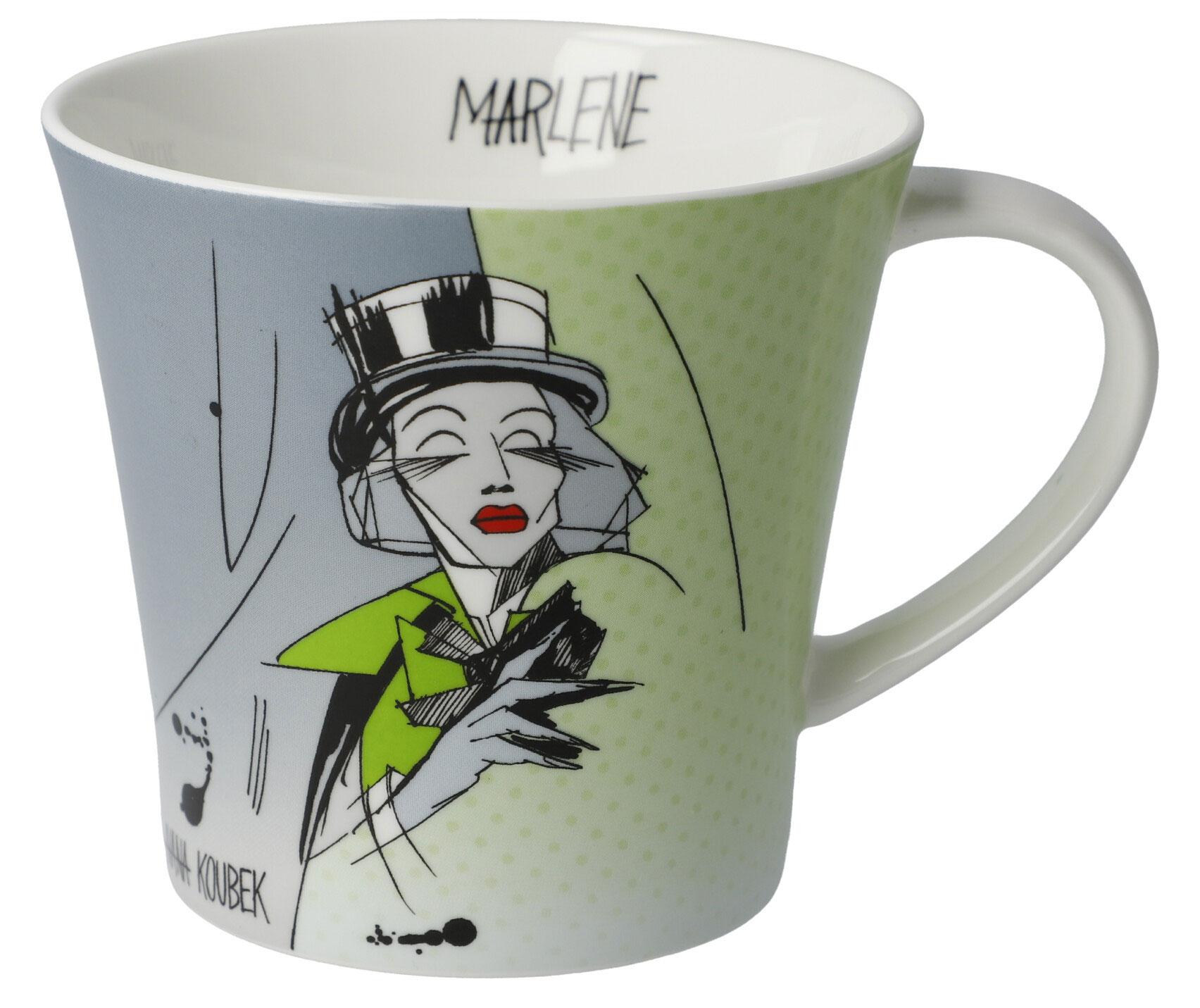 Goebel Marlene Tasse Ivana Koubek Künstlertasse Teetasse Kaffeetasse 27100011