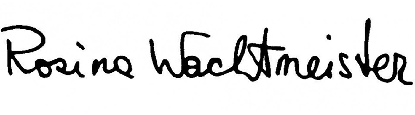 Rosina Wachtmeister Logo