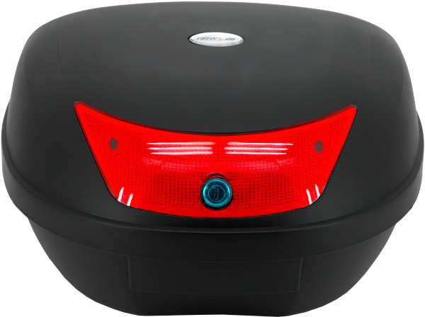 Razory grosses TopCase K48 TopCase für 2 Helme Vorne oben
