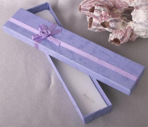 Geschenkbox Flieder für Ihre Kette NEU