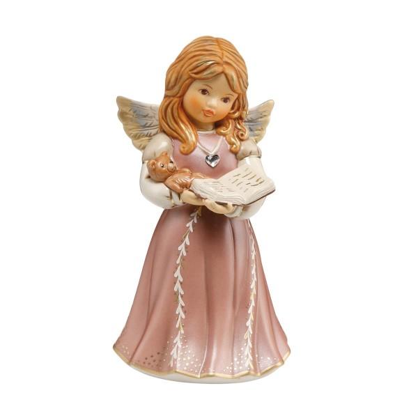 Goebel Engel Kuschelzeit Pearly Velvet Weihnachtsfigur Weihnachtsdekoration 41539621