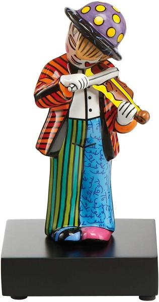 Goebel Romero Britto Geiger Figur Inspiration 34,5cm 67910071 stehend Pop Art