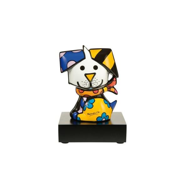 Coco - Figur schwarz-weiß Romero Britto Goebel 66452111