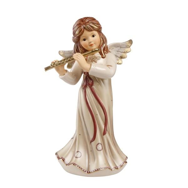 Geobel Engel Himmelsmusik Weihnachtsengel Himmelsmusik Höhe: 32 cm Farbe Pearly Gleam 41512631