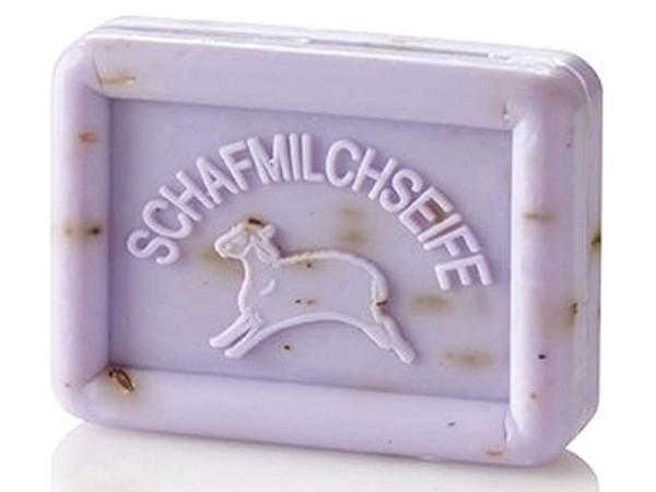 Ovis Hansen Schafmilchseife Lavendel 100g Eckig 8,5 X 6 CM 100074