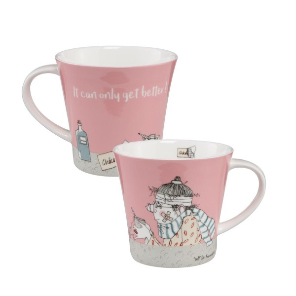 Get Better - Coffee-/Tea Mug