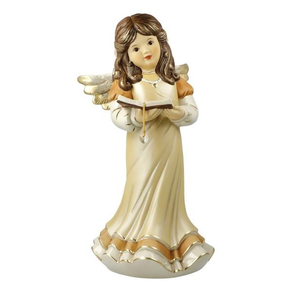 Goebel Engel Zauberhaftes Weihnachtsmärchen Handarbeit 41631071 mit echten Swarovski® Kristallen