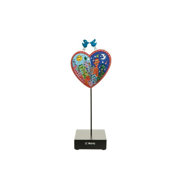 Love in the Heart of City - Figur