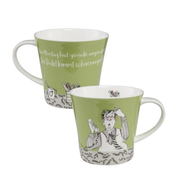 Montag hat angerufen - Coffee-/Tea Mug
