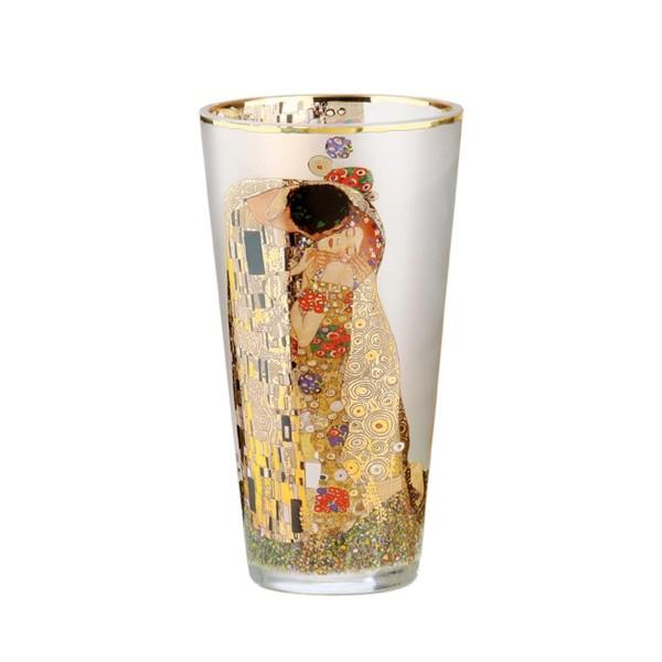 Der Kuss - Vase Bunt Gustav Klimt Goebel 66931478
