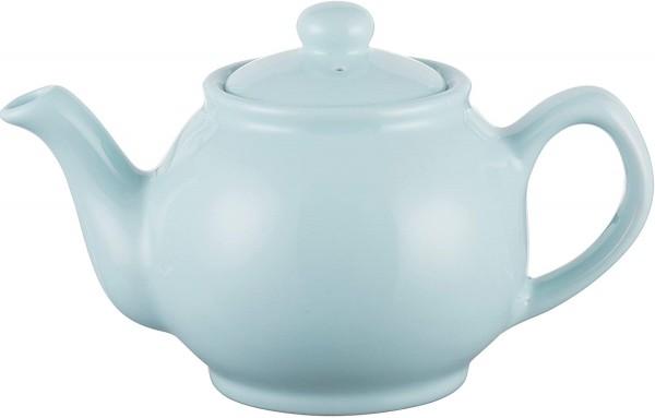 Price & Kensington - Teekanne mit Deckel - Farbe: Pastell Blau - typisch englische Teekanne - 2 Tass