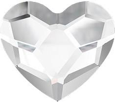Heart 1 Kristall 1016067DE Körperschmuck Makeup Art Swarovski Crystal