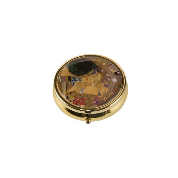 Goebel Gustav Klimt Artis Orbis Der Kuss - Pillendose 67066041