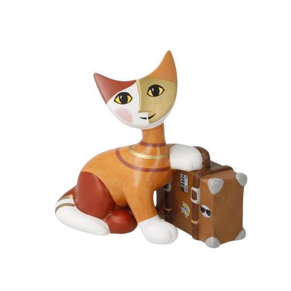 Goebel Figur Rosina Wachtmeister - Katze Villeggiatura estiva 31400511