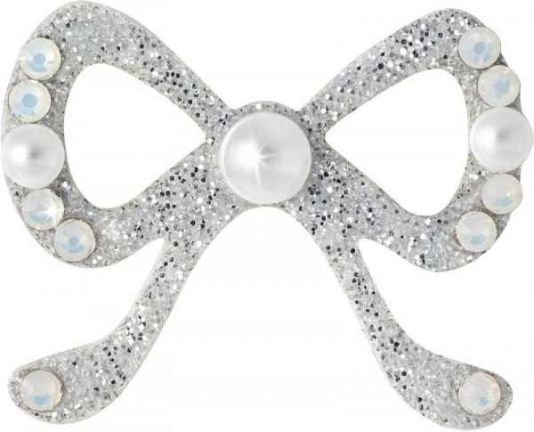 Elegance 5 Silber-Perle 1016061DE Körperschmuck Swarovski Crystal