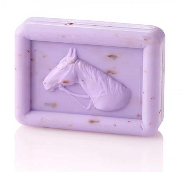 Ovis Hansen Stutenmilchseife Lavendel Duft 100g Eckig 8,5 X 6 CM 103103