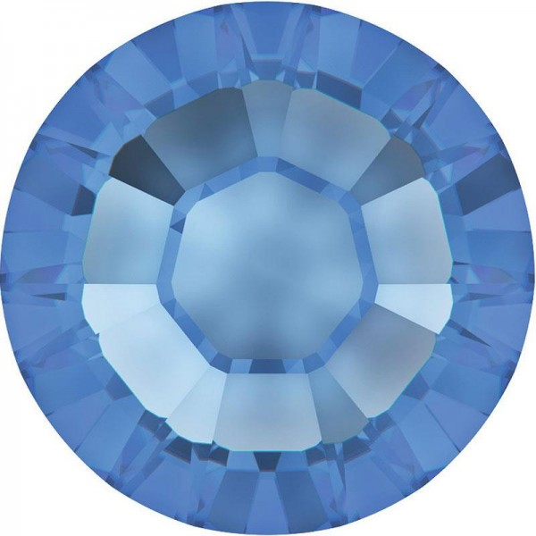 Rhinestones 7 Saphir 1016075DE Körperschmuck Makeup Art Swarovski Crystal