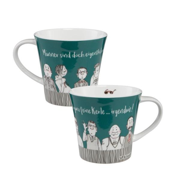 Feine Kerle - Coffee-/Tea Mug