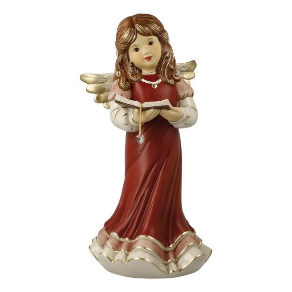 Zauberhaftes Weihnachtsmärchen Champagner Himmelsboten Goebel 41631291