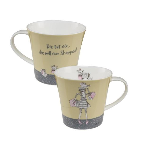 Die tut nix - Coffee-/Tea Mug