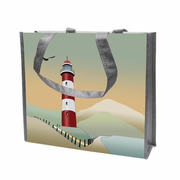 SH K TAS Lighthouse Bunt Scandic Home Wohnaccessoires Goebel 23101611