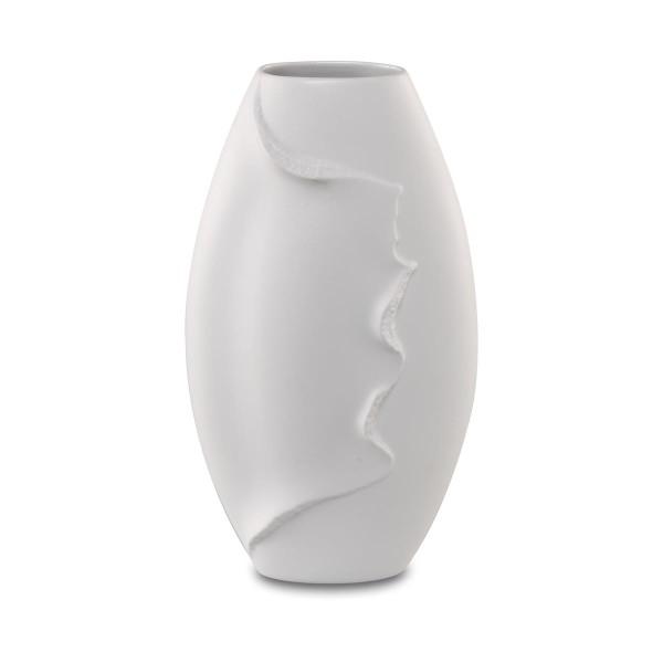 Vase 21.5 cm - Montana Weiß-Gold Montana Goebel 14001903