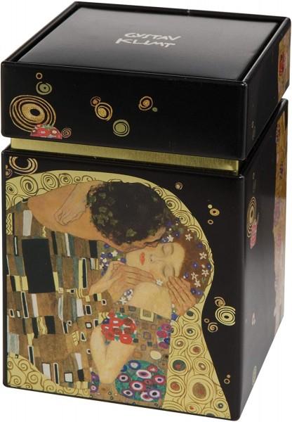 Goebel Der Kuss Künstlerdose Gustav Klimt Teedose 67065011