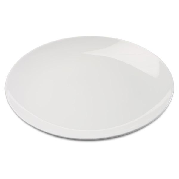 Schale 35 cm - Scheibe Weiß / Pastell Scheibe Goebel 14001317