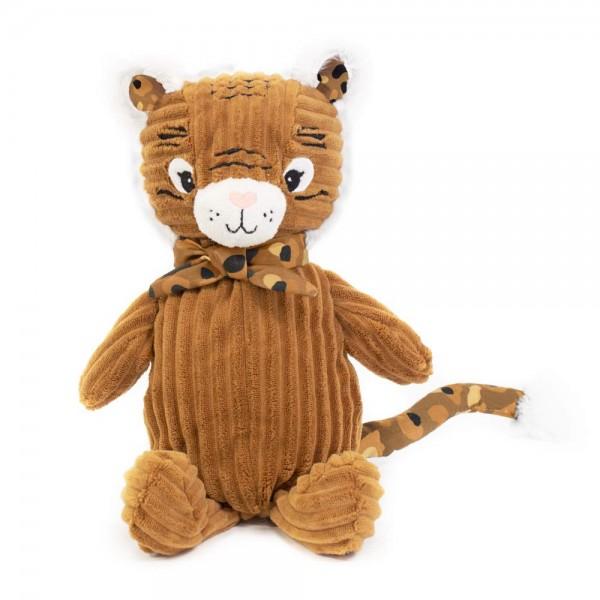 Deglingos Big Simply Speculos - Tiger in einer Kiste Plüschtier 33130