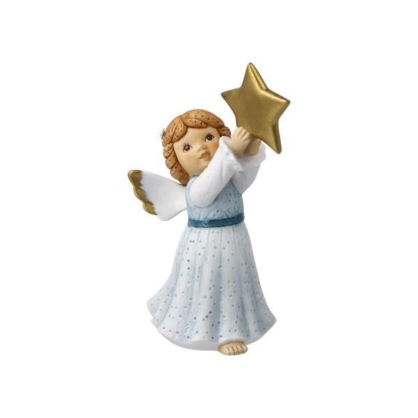 Engel Mein Goldenere Stern Bunt Winterengelchen Goebel 11750781