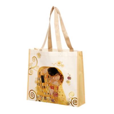 Goebel Der Kuss - Einkaufstasche 37 x 12 x 33,5 cm Kunststoff