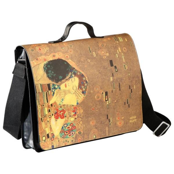 Der Kuss - Umhängetasche Bunt Gustav Klimt Goebel 67061181