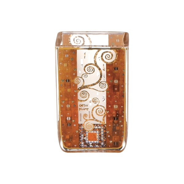 Stoclet Fries - Teelicht Bunt Gustav Klimt Goebel 66928701
