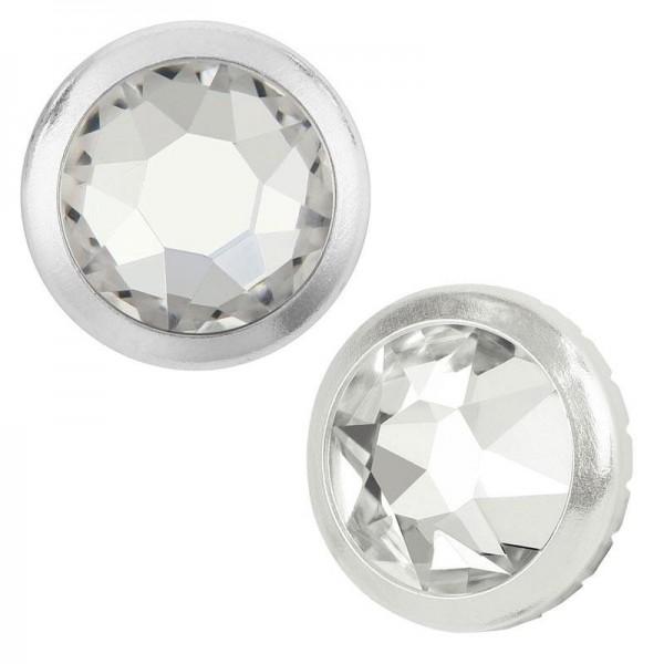 Rhinestones 2 Silber-Kristall 1016070DE Körperschmuck Makeup Art Swarovski Crystal