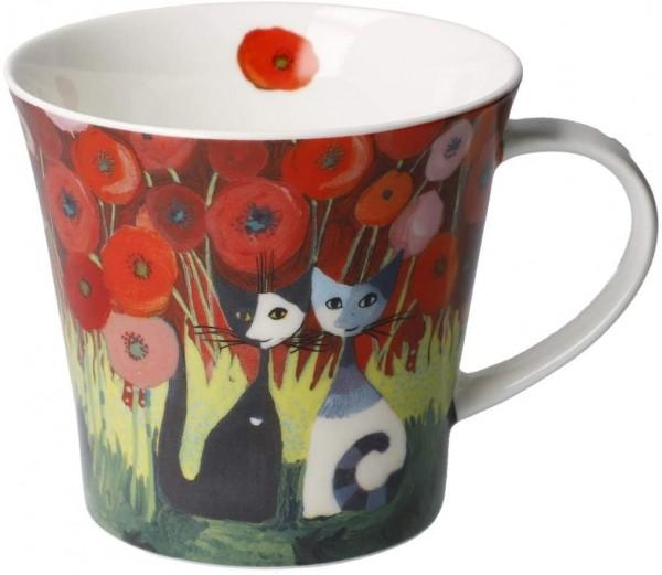 Goebel Coffee-/Tea Mug Rosina Wachtmeister - Innamorati tra i papaveri 66860541