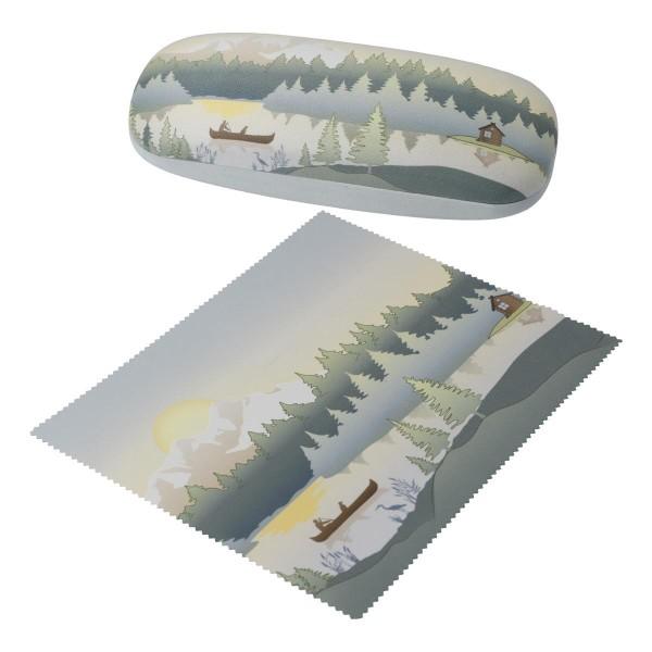 Goebel Mountain Peace Scandic Home Brillenetui Hartschale 23101401