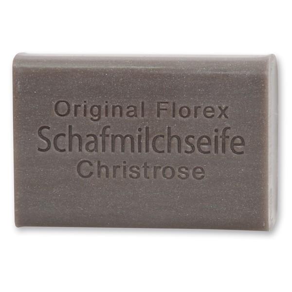 Florex Schafmilchseife - Christrose - schützt die Haut vor dem Austrocknen macht sie glatt und gesch
