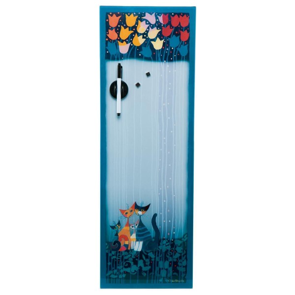 Tulipani - Magnetboard Bunt Wohnaccessoires Goebel 66850921